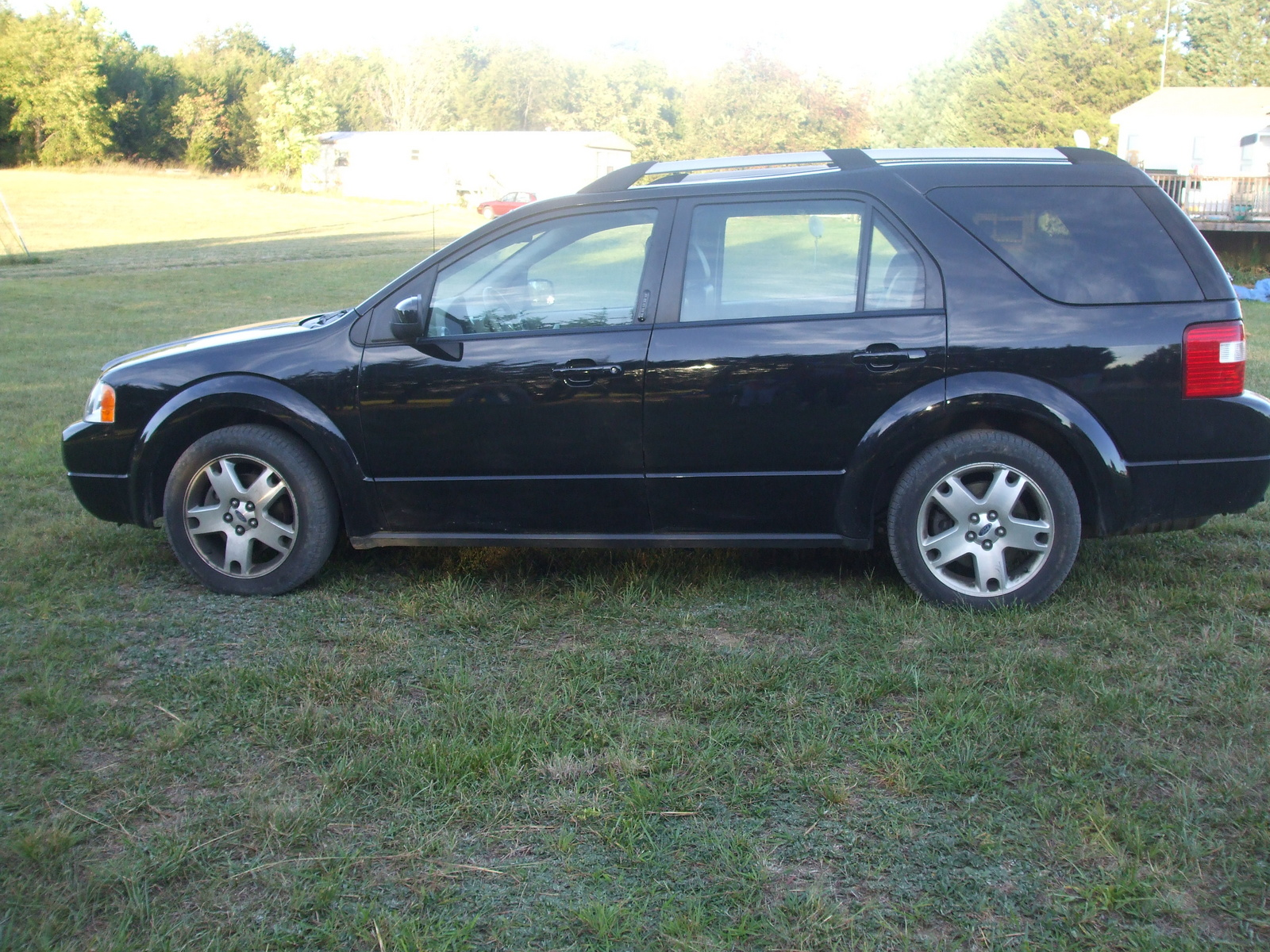 2007 Ford Freestyle Limited AWD - Pictures - Picture of 2007 Ford ...