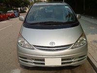 2000 Toyota Previa Overview
