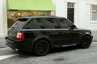 2009 Land Rover Range Rover Sport Supercharged, Black alloys, black on black, nice init, exterior, gallery_worthy