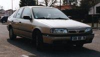 1991 Nissan Primera Overview