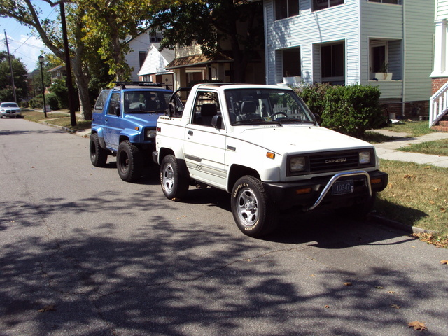 Picture of 1992 Daihatsu Rocky