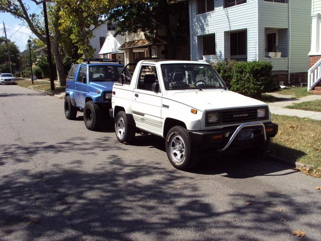 Picture of 1992 Daihatsu Rocky