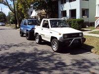 1992 Daihatsu Rocky Overview