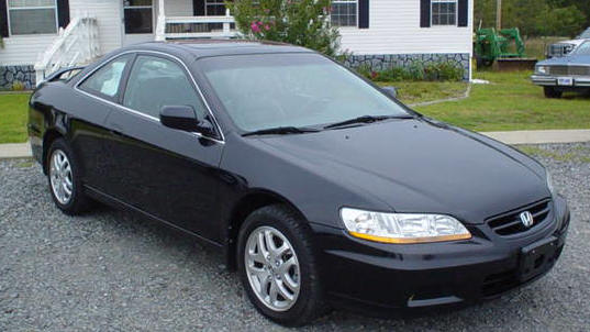 1998 Honda Accord EX V6 Coupe, 1998 Honda Accord 2 Dr EX V6 Coupe picture, exterior