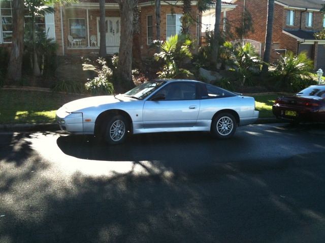 Picture of 1990 Nissan 180SX