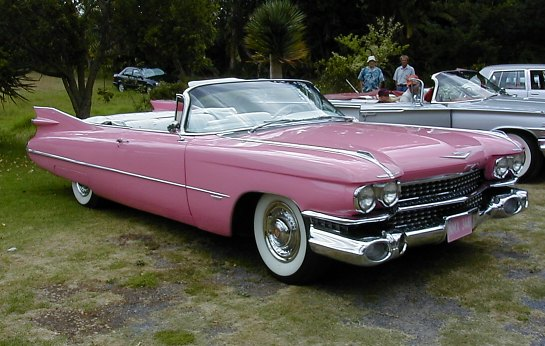 Cadillac Deville. 1959 Cadillac DeVille picture,