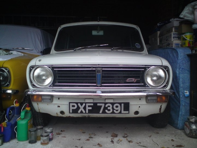 Picture of 1972 Austin Mini