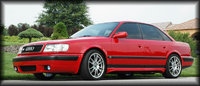 Picture of 1992 Audi 100 quattro CS Sedan AWD, exterior, gallery_worthy