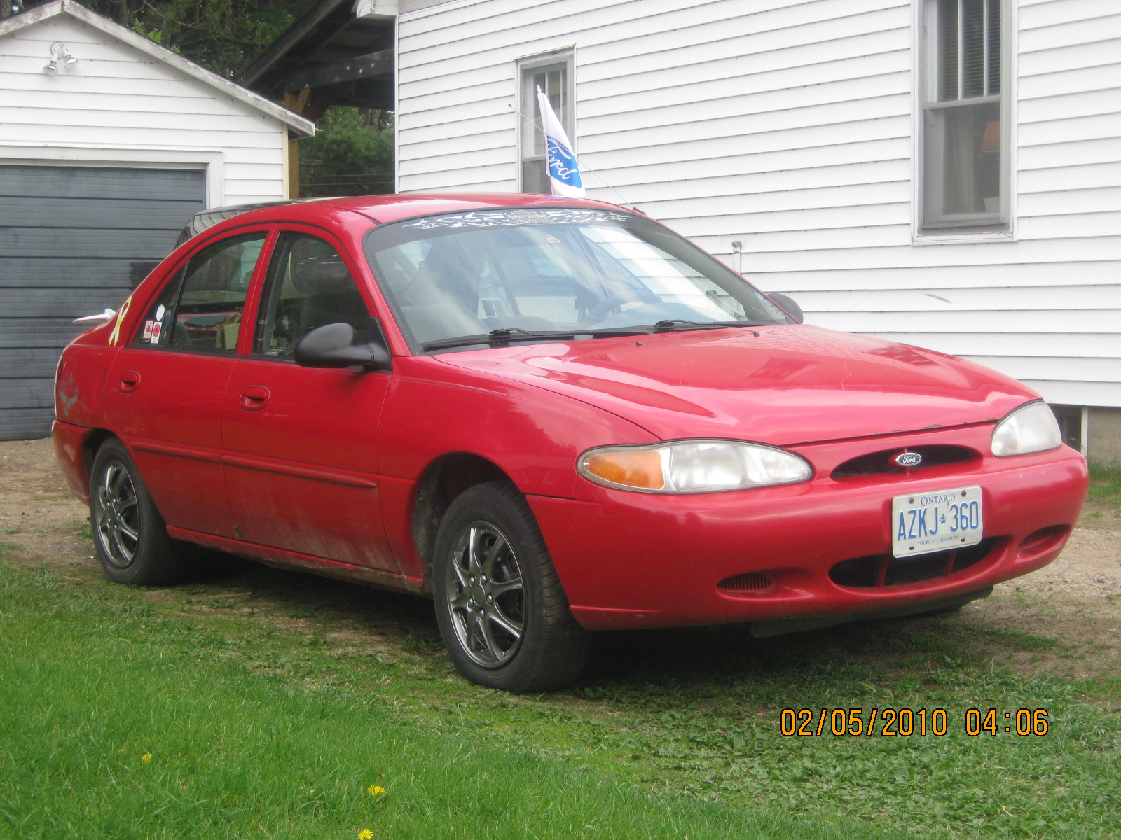 FORD ESCORT ZX2 COUPE 1999 - The Auto