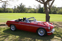 1966 MG MGB Roadster picture, exterior