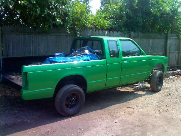 Picture of 1983 Chevrolet S-10