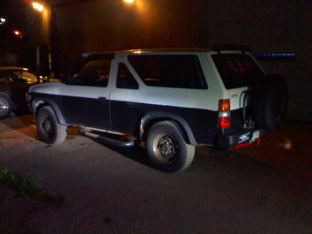 Picture of 1988 Nissan Pathfinder