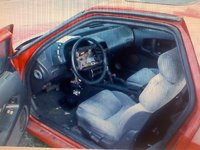 Picture of 1992 Dodge Daytona 2 Dr IROC Hatchback, interior