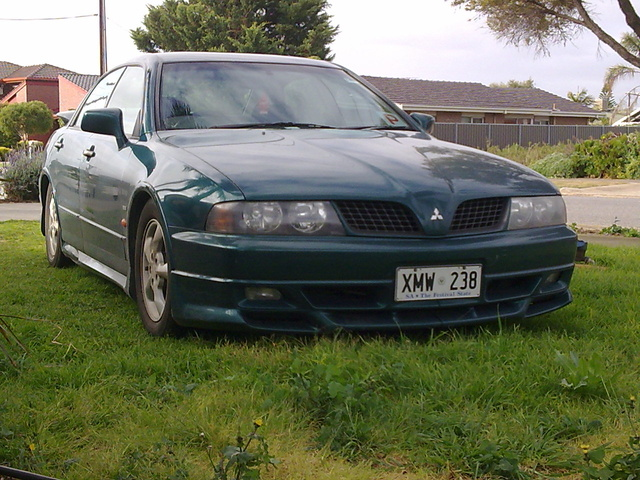 Picture of 2001 Mitsubishi Magna, exterior, gallery_worthy