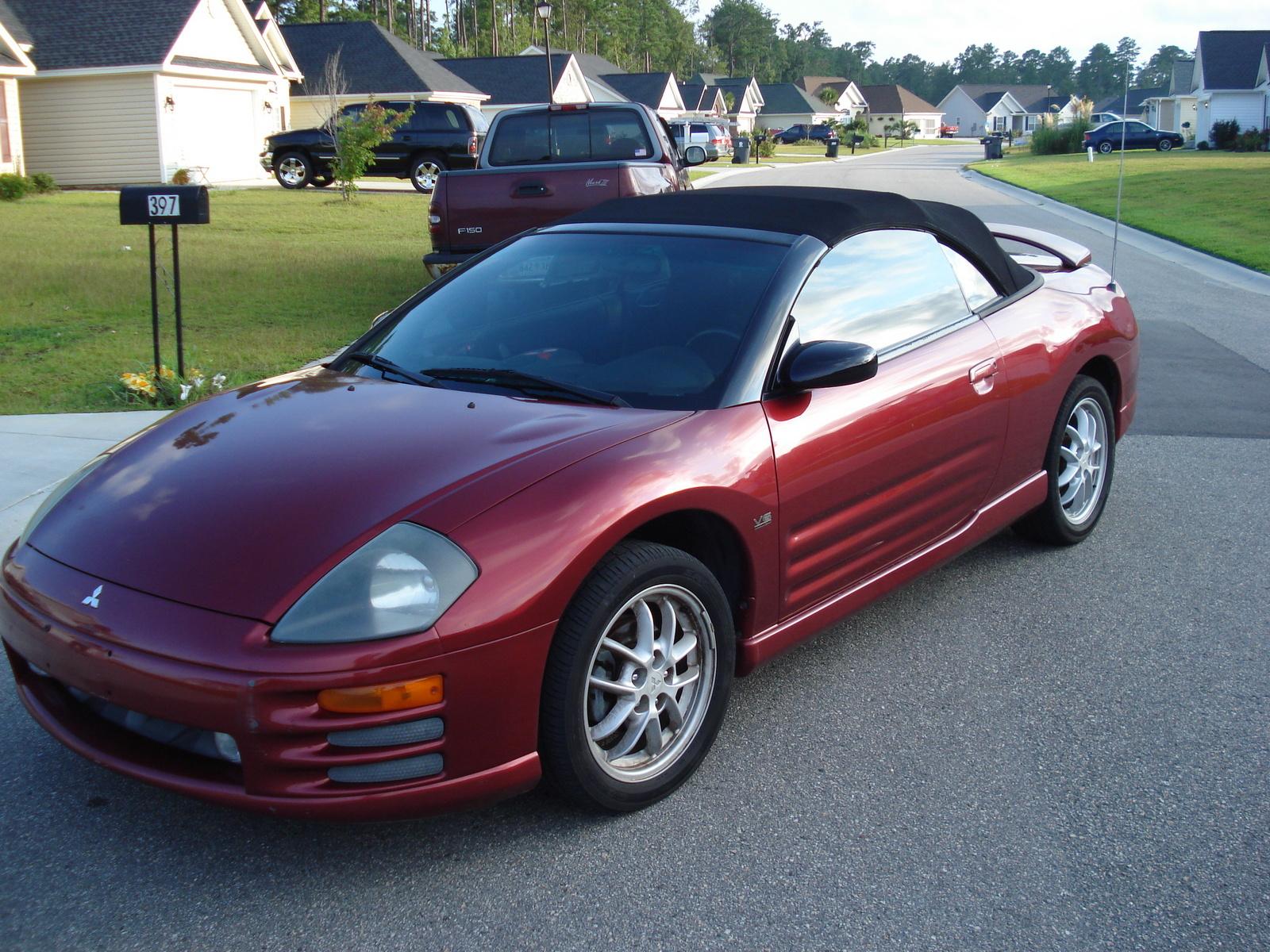 2002 Mitsubishi Eclipse Exterior Pictures Cargurus