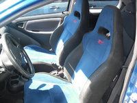 2005 Toyota ECHO 2 Dr STD Coupe picture, interior