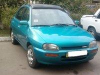 1992 Mazda 121 Picture Gallery