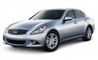 2011 Infiniti G25 Overview