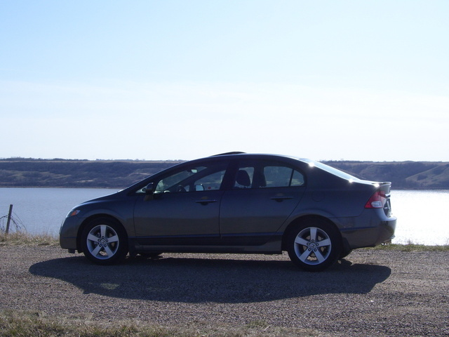 Picture of 2009 Honda Civic LX-S, exterior, gallery_worthy
