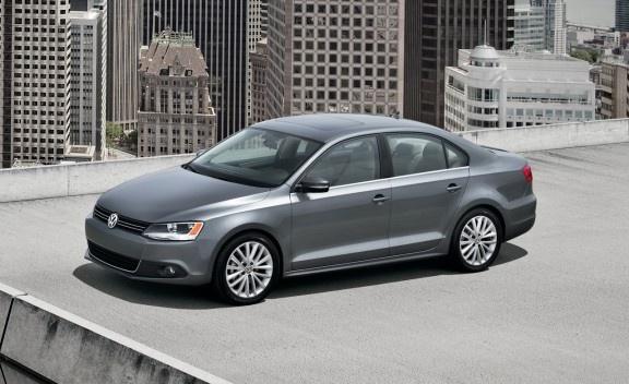 2011 Volkswagen Jetta, Left Side View, exterior, manufacturer
