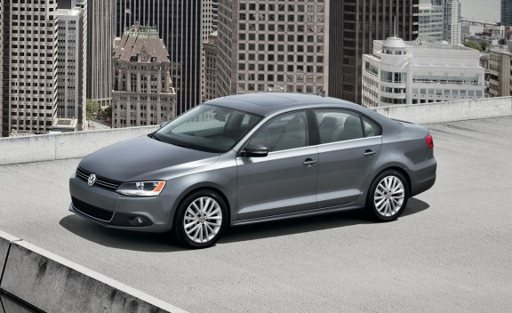 2011 Volkswagen Jetta, Left Side View, manufacturer, exterior