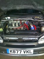 Picture of 1992 Mazda MX-3 2 Dr GS Hatchback, engine