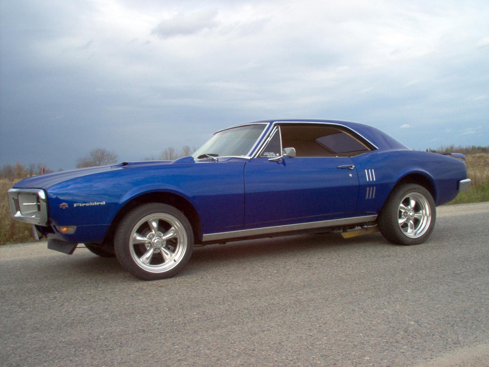 1967 Pontiac Firebird Pictures Cargurus