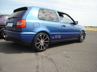 Picture of 1995 Volkswagen Golf 2 Dr Sport Hatchback, exterior