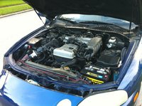Picture of 1994 Lexus SC 300 Base, engine