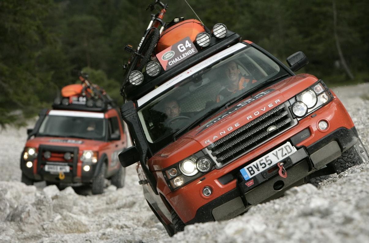 تقرير شامل عن سيارة رانج روفر الرياضية Range Rover sport 2010 land rover range rover sport sc pic 1114684362358681737