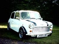 1994 Rover Mini, Austin Rover Mini, exterior