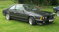 1980 BMW 6 Series Overview