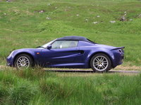 1999 Lotus Elise Overview