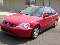 2000 Honda Civic EX Coupe picture, exterior