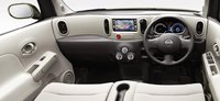 2008 Nissan Teana, cube is a cube, interior, gallery_worthy