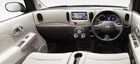 2008 Nissan Teana, cube is a cube, interior