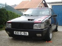 1986 Fiat Uno Overview