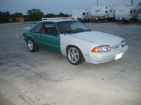 Picture of 1992 Ford Mustang LX 5.0 Hatchback RWD, exterior, gallery_worthy
