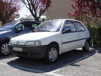 1994 Peugeot 106 Overview