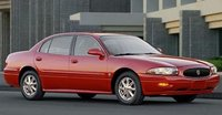 2004 Buick LeSabre, three quarter view , exterior, manufacturer