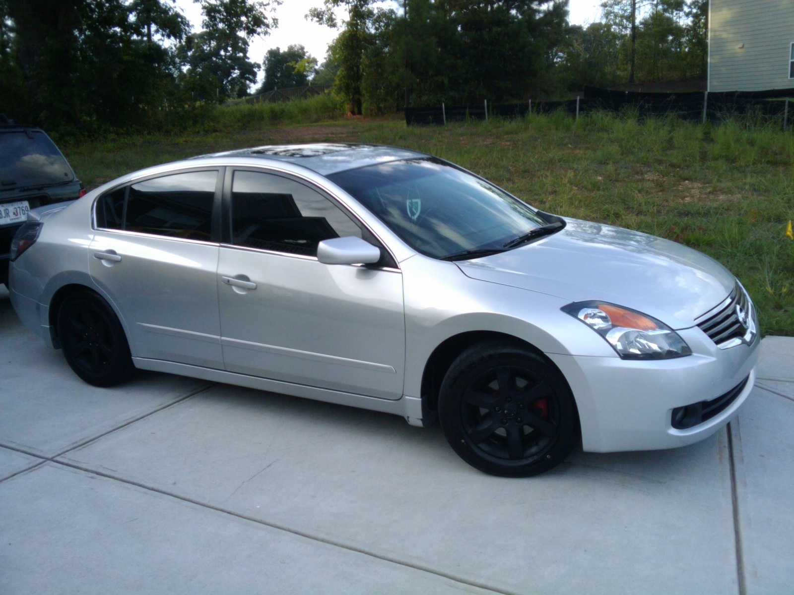 2007 Nissan Altima 2 5 infomation specifications WeiLi