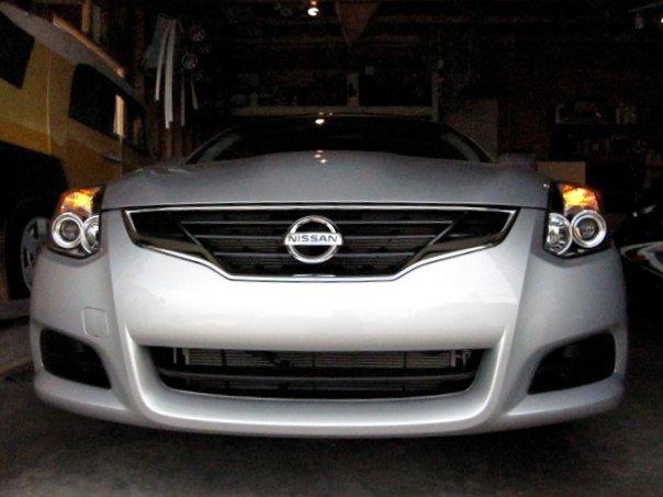 2010 Nissan Altima Coupe Interior. 2010 Nissan Altima Coupe 2.5 S