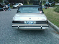 1989 Buick Electra, Tinted the lights, exterior