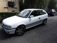 Picture of 1995 Opel Astra, exterior