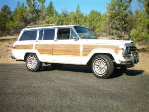 Jeep Grand Wagoneer Questions - what is the current price for a 1987