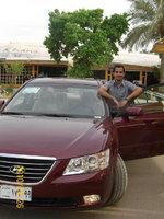2009 Hyundai Sonata GLS, صدك انتي صديقتي !!, exterior