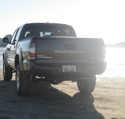 2010 Toyota Tacoma Double Cab LB V6 4WD, TRD Style.., exterior, gallery_worthy