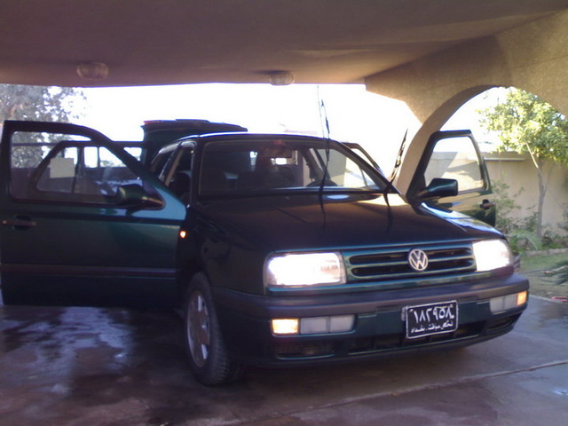 Vw Vento 1995 ......... drive it one day!!!! u will never leave her away