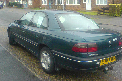 Picture of 1998 Vauxhall Omega