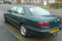 1998 Vauxhall Omega Overview